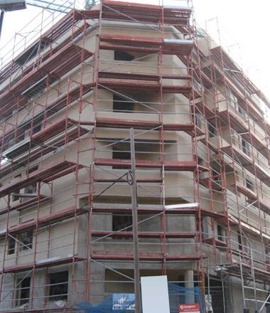 Gestión de edificación