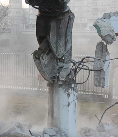 Demoliciones y Gestión de residuos